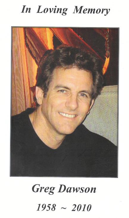 Greg Dawson Net Worth