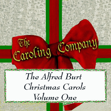 Alfred Burt Carols Vol One